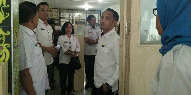 Monitoring Kehadiran ASN dan PTT di Lingkungan Pemerintah Kota Palangka Raya di Awal Tahun 2019