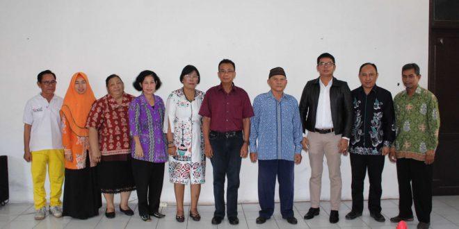 Per'erat Silahturahmi Inspektorat Kota Palangka Raya Melaksanakan Halal Bihalal