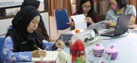 Rapat Internal Persiapan Rekonsiliasi Pemantauan TLRHP BPK RI Perwakilan Provinsi Kalimantan Tengah