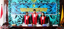 Sidang Majelis Pertimbangan Tuntutan Ganti Rugi Pemerintah Kota Palangka Raya