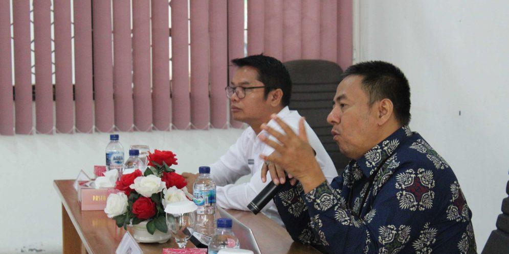 Koordinasi dan Supervisi Pemberantasan Korupsi Terintegrasi Tahun 2019-2020 di Pemerintah Kota Palangka Raya