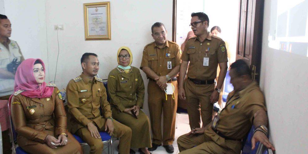 Kunjungan langsung Launching Coaching Clinic oleh Walikota Palangka Raya
