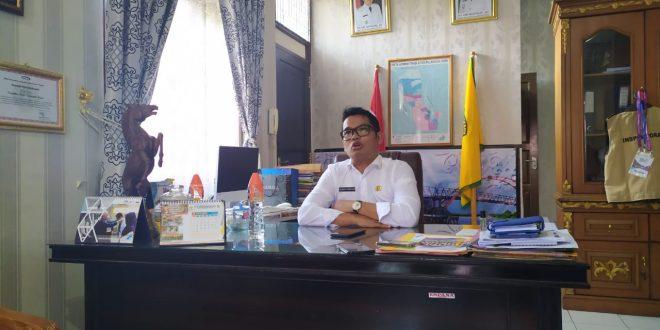 Inspektorat Kota Palangka Raya Ikut Rakorwasdanas Dan Evaluasi Stranas PK Tahun 2019