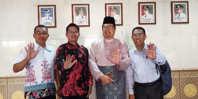 Kaji Banding Tim Saber Pungli Kota P. Raya (2)