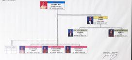 Struktur Organisasi Inspektorat Tahun 2020