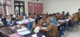 Pengecekan Kembali Dokumen Kelengkapan Dana Kelurahan
