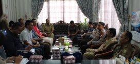 Rapat Koordinasi Awal Tahun Satgas Saber Pungli Kota Palangka Raya