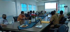 Rapat Koordinasi Bersama BPK RI Perwakilan Provinsi Kalimantan Tengah