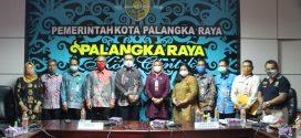 Monitoring Program Pemberantasan Korupsi Pemerintah Kota Palangka Raya Tahun 2020