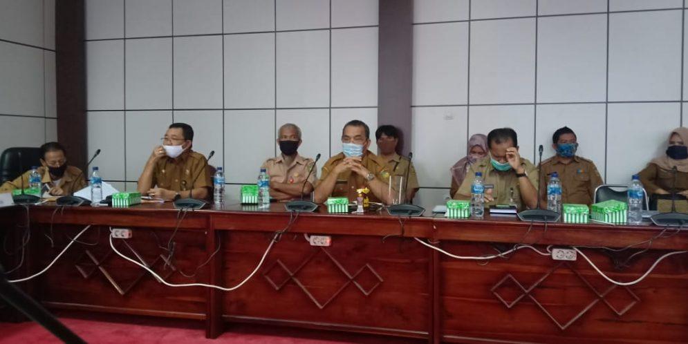 Rapat Monitoring Bersama KPK RI