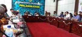 Sosialisasi Implementasi Pajak Sarang Burung Walet di Wilayah Kota Palangka Raya bersama KPK RI