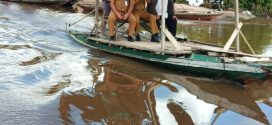 Monitoring Aset pada Kecamatan Sebangau
