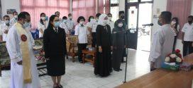 Pelantikan Jabatan Fungsional Auditor di Inspektorat Kota Palangka Raya