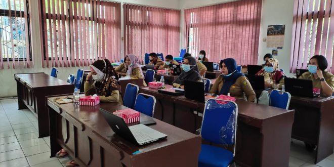 Pelatihan Kantor Sendiri (PKS) Tentang Proses Jurnal Koreksi Pada Entitas Akuntansi