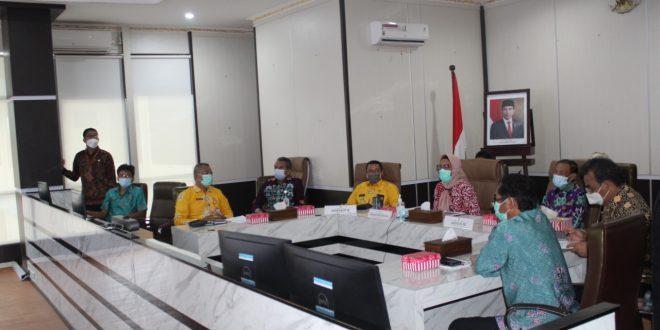Rapat Koordinasi Pencegahan Tindak Pidana Korupsi
