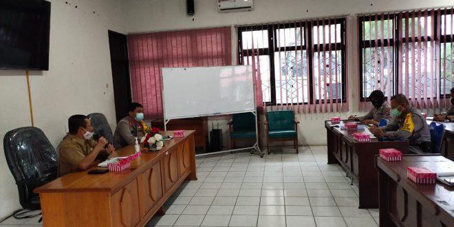 Inspektorat Laksanakan Rapat Satgas Saber Pungli