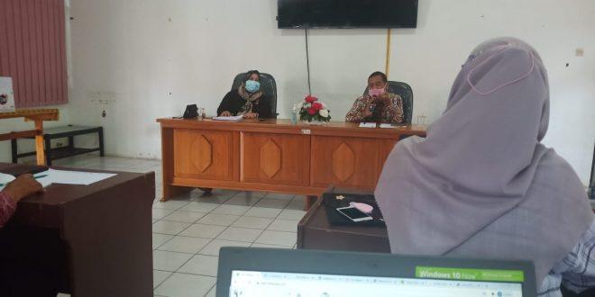 Koordinasi Pelaksanaan Dana Insentif Daerah (DID) untuk Perlindungan Sosial TA 2021
