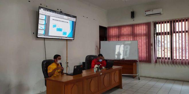 Pelatihan Kantor Sendiri Tentang Mekanisme Penyaluran DAK Fisik Tahun Anggaran 2020