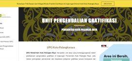 Launching Website UPG Pemerintah Kota Palangka Raya