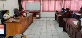 Rapat Pembentukan Tim Zona Integritas dan Agen Perubahan Inspektorat Kota Palangka Raya