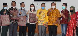 Kunjungan Kerja Badan Anggaran DPRD Kabupaten Bangka Selatan